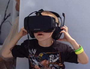 Oculus Rift, un casque de réalité virtuelle pour jeux vidéo