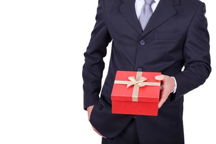 cadeau affaires